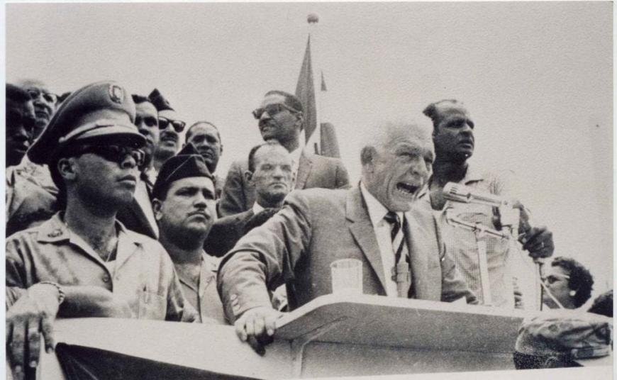 57 años del golpe de Estado al gobierno de Juan Bosch