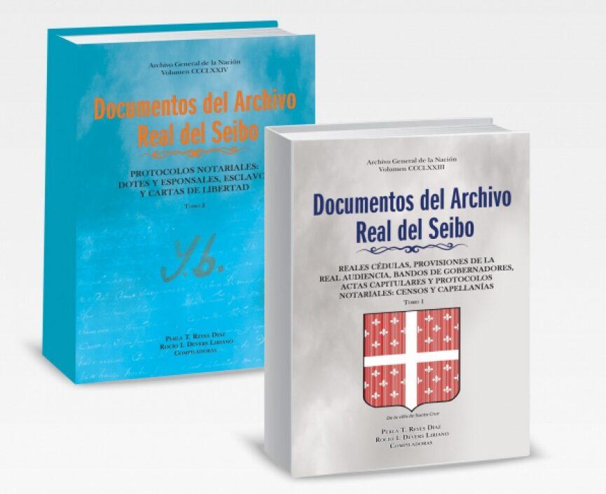Publican compilación de documentos del Archivo Real del Seibo