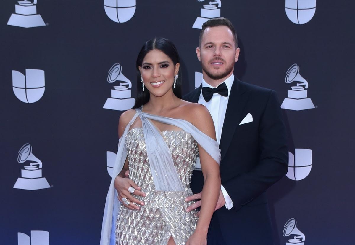 Francisca Lachapel confirma está embarazada