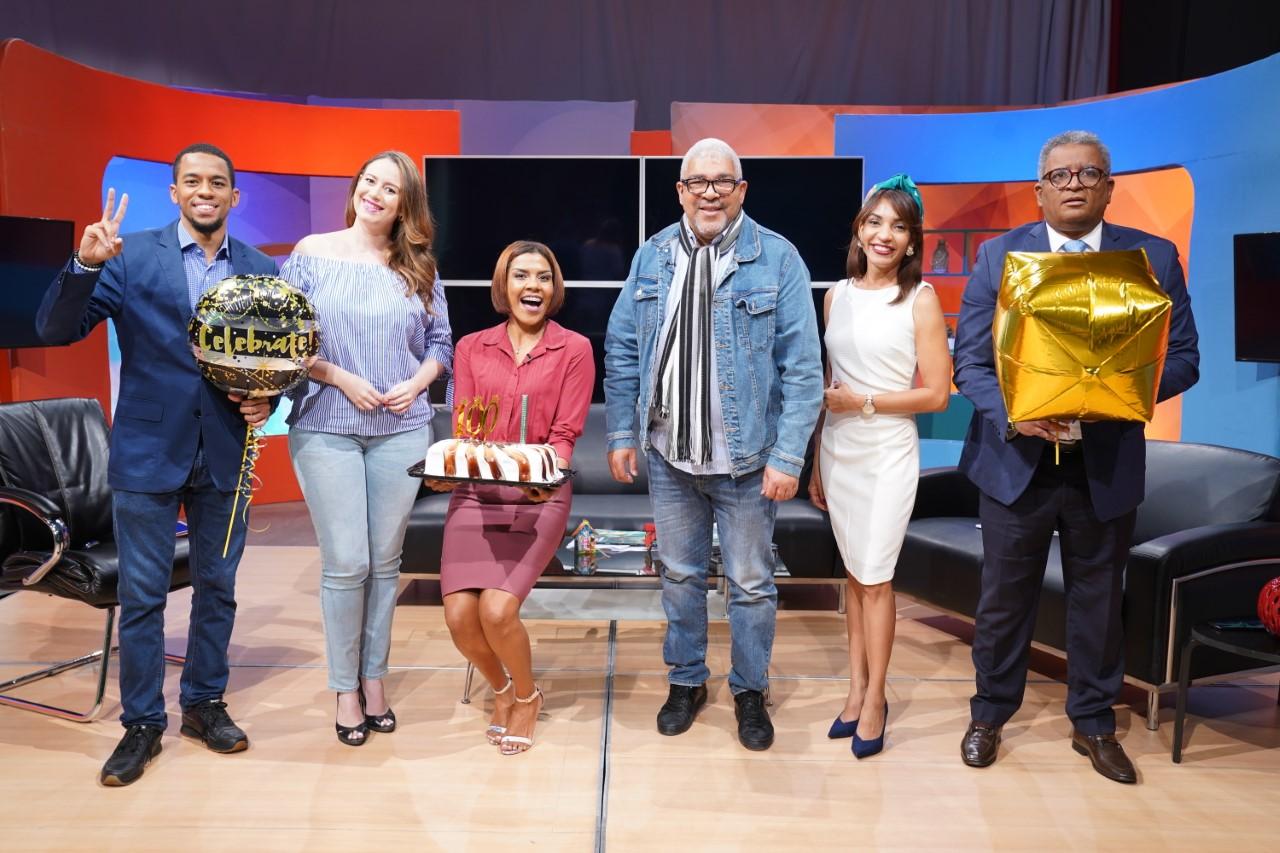 """Esta Mañana"" celebra sus primeros 100 programas en CERTV"
