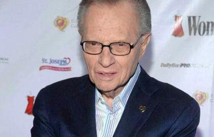 Muere presentador de televisión Larry King