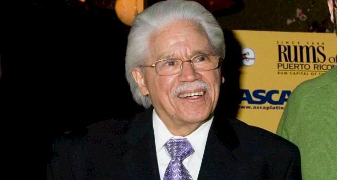 Muere el legendario músico dominicano Johnny Pacheco, considerado el padre de la Salsa