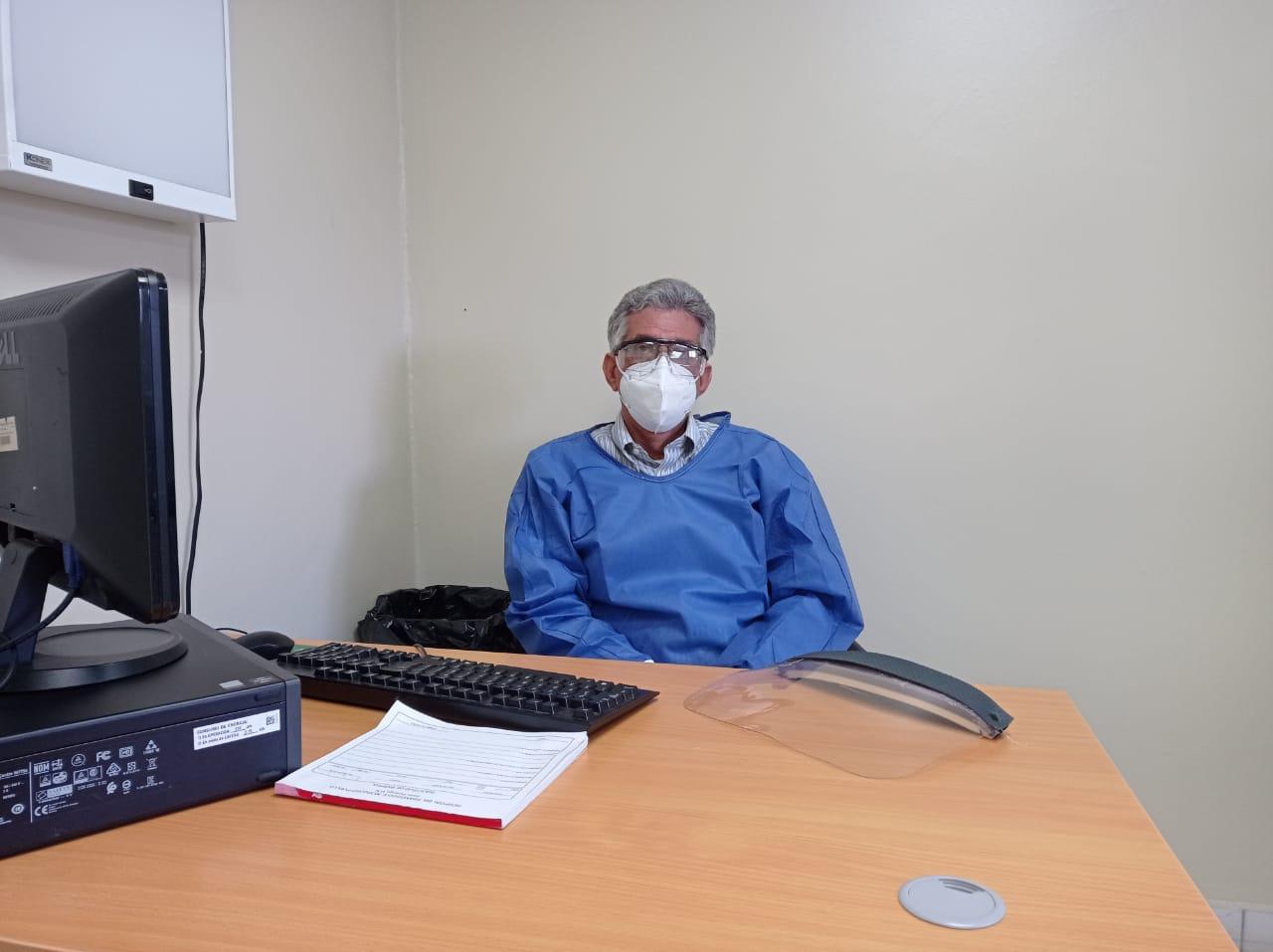 Neurólogo del Moscoso Puello indica qué hacer durante una crisis epiléptica