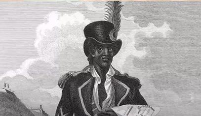 4RD te conecta con los acontecimientos del mundo, Toussaint Louverture