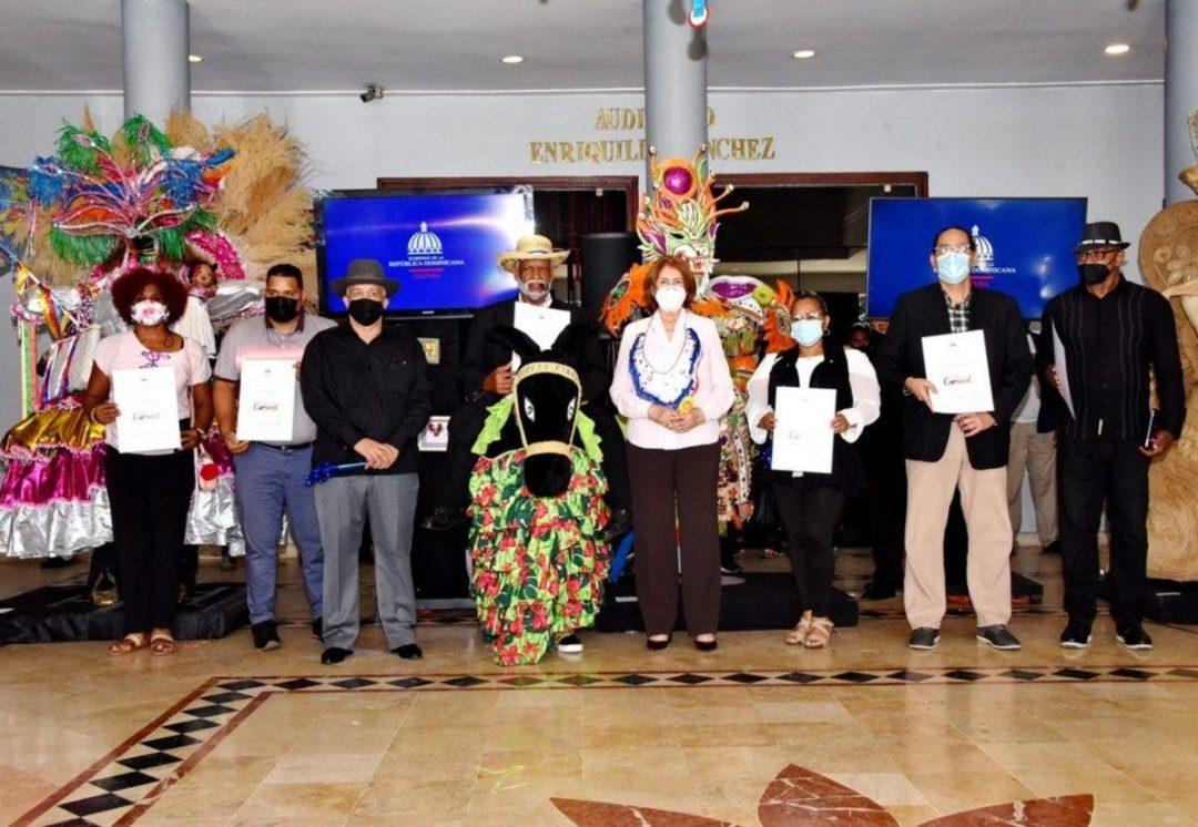"""Ministerio de Cultura y CERTV en """"Fiesta de Carnaval en Casa"""""""