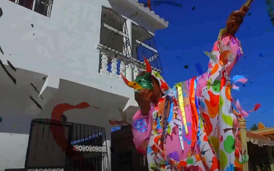 Fiesta popular, cultura e identidad dominicana: Carnaval de Cabral