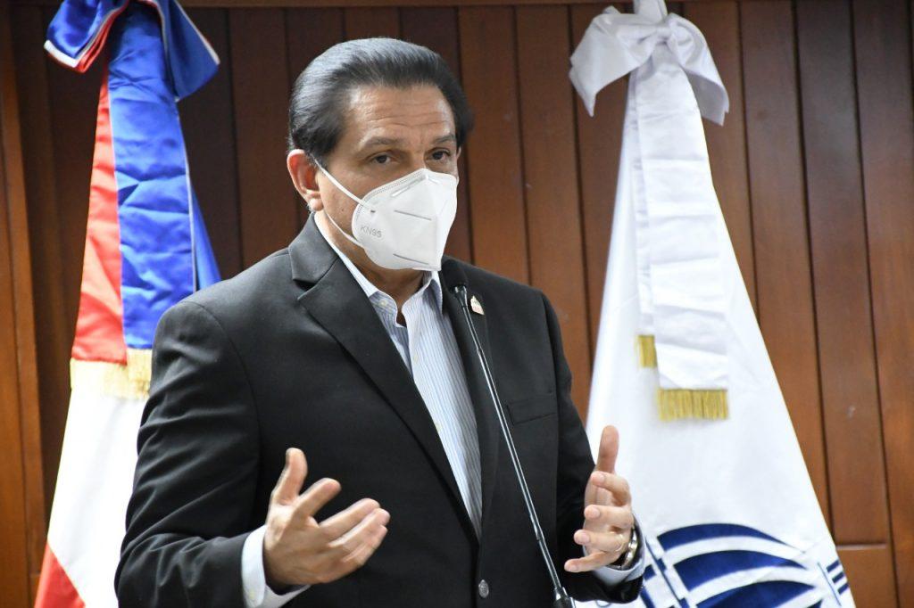 Daniel Rivera, ministro de SP