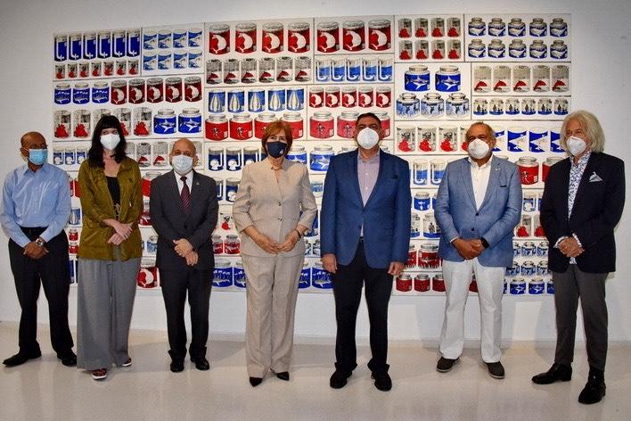 Ministerio de Cultura presenta jurado de la 29 Bienal Nacional de Artes Visuales