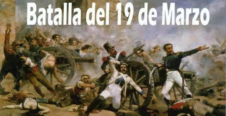 Hoy se cumplen 177 años de la Batalla de Azua