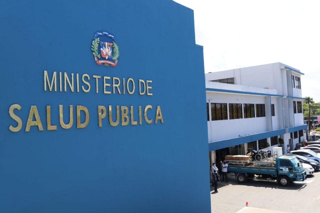 Salud Pública revela 390 casos nuevos de coronavirus