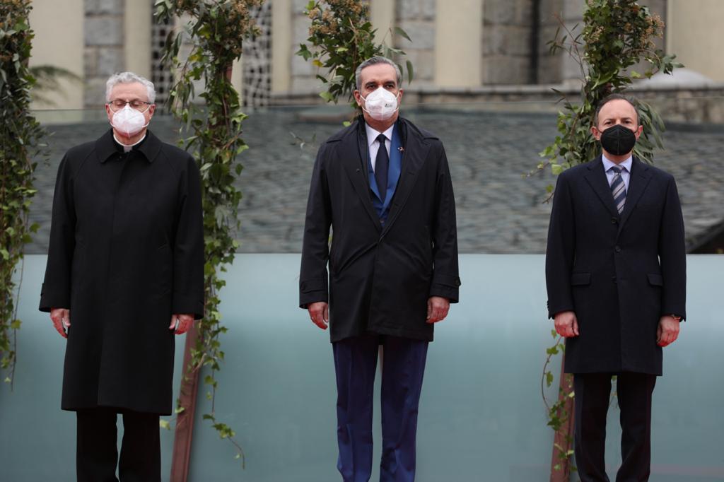 Abinader: El gran reto después de la pandemia es evitar una crisis financiera que provoque problemas sociales