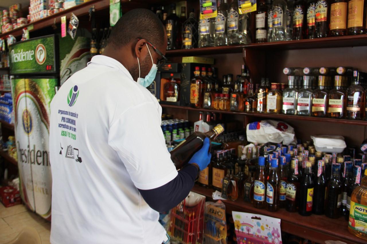 Pro Consumidor pone en marcha operativo contra venta de productos falsificados
