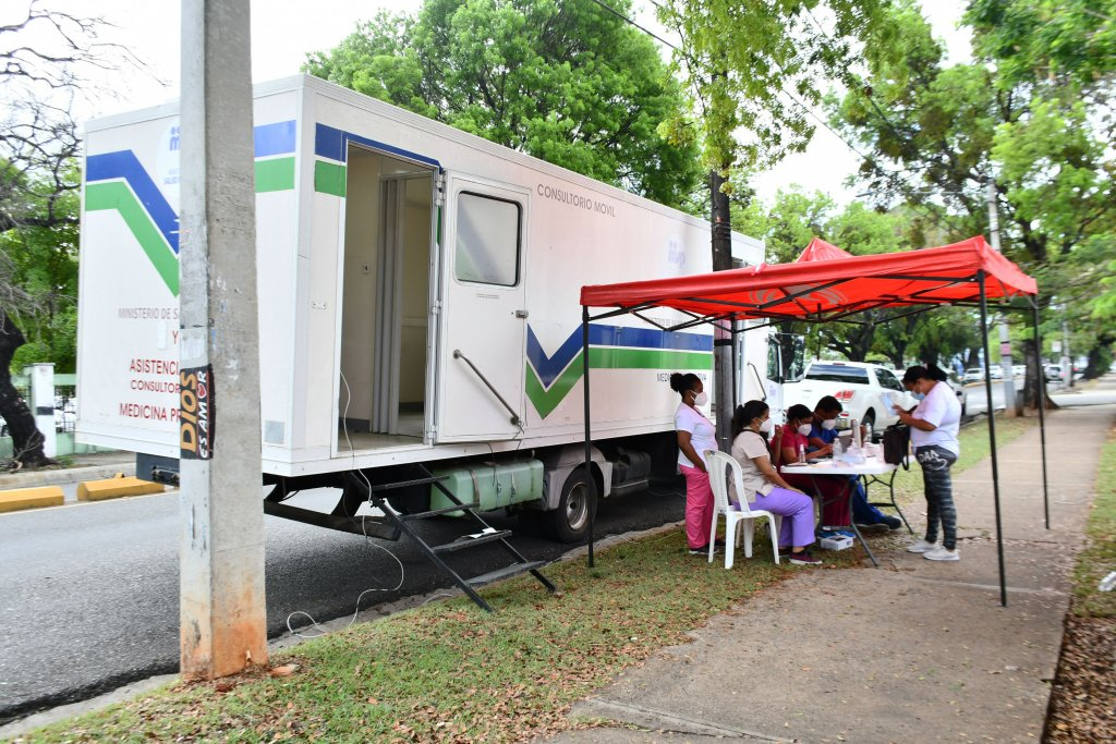 Salud Pública instala puestos fijos para toma de muestras