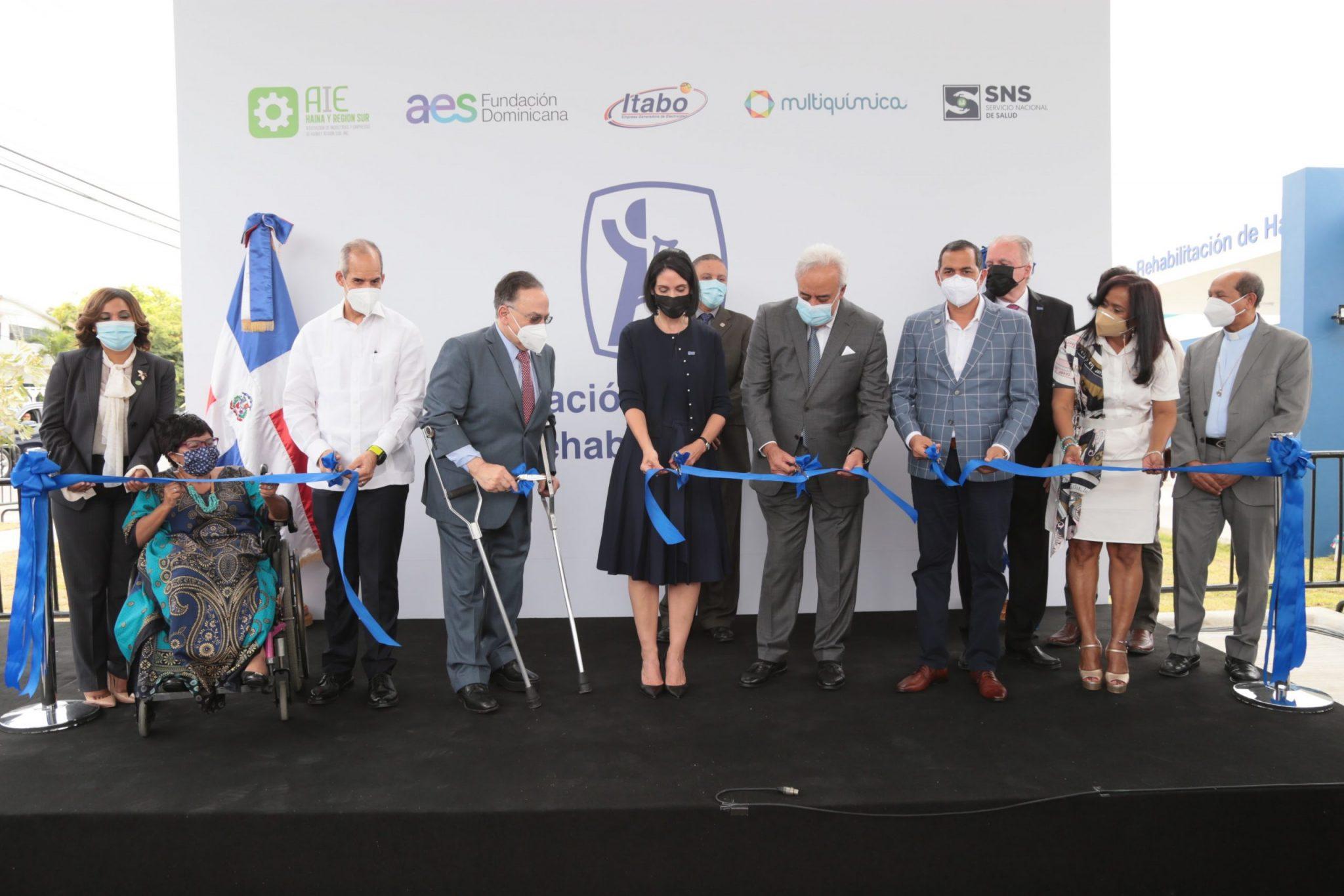Abren nuevo Centro de Rehabilitación en Haina