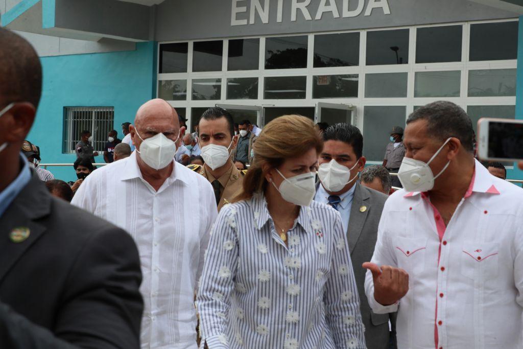Vicepresidenta: El Gobierno ha encaminado todas sus energías a combatir la pandemia