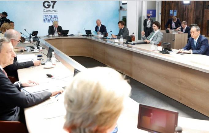 El G7 reprendió a China y exigió una nueva investigación sobre el origen del COVID-19