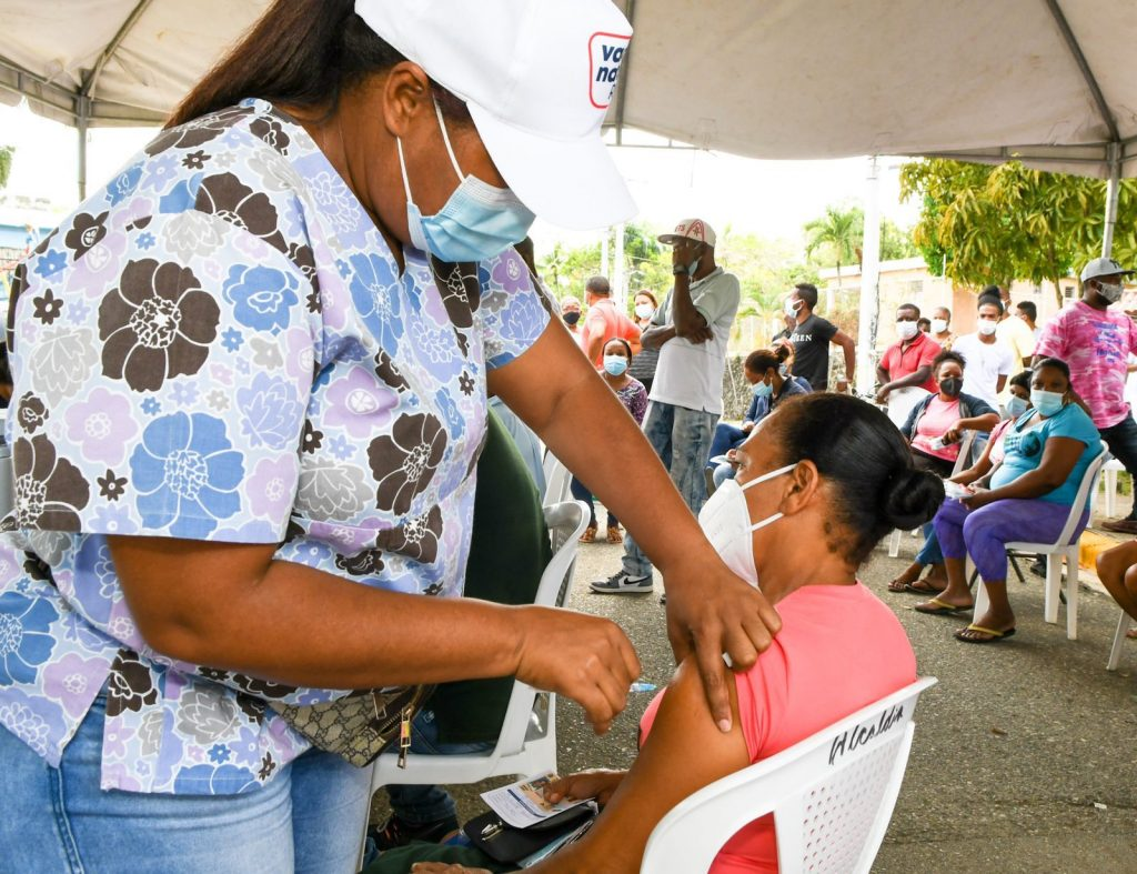 Vacunación en RD