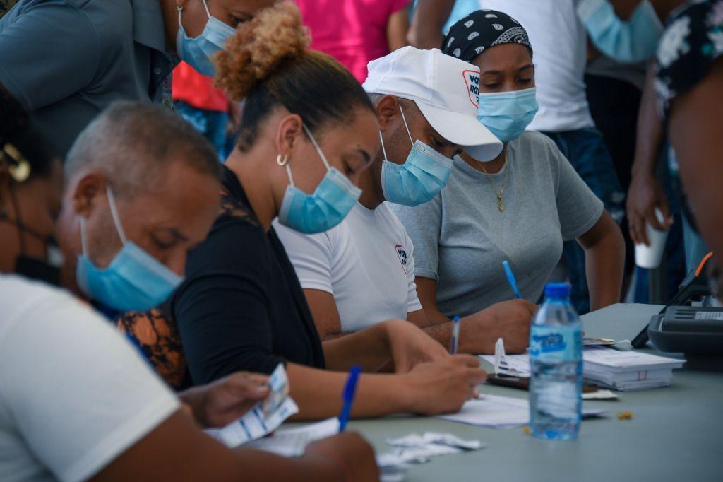 Comisión de Desarrollo Provincial llama a ciudadanos de Santo Domingo Norte a vacunarse