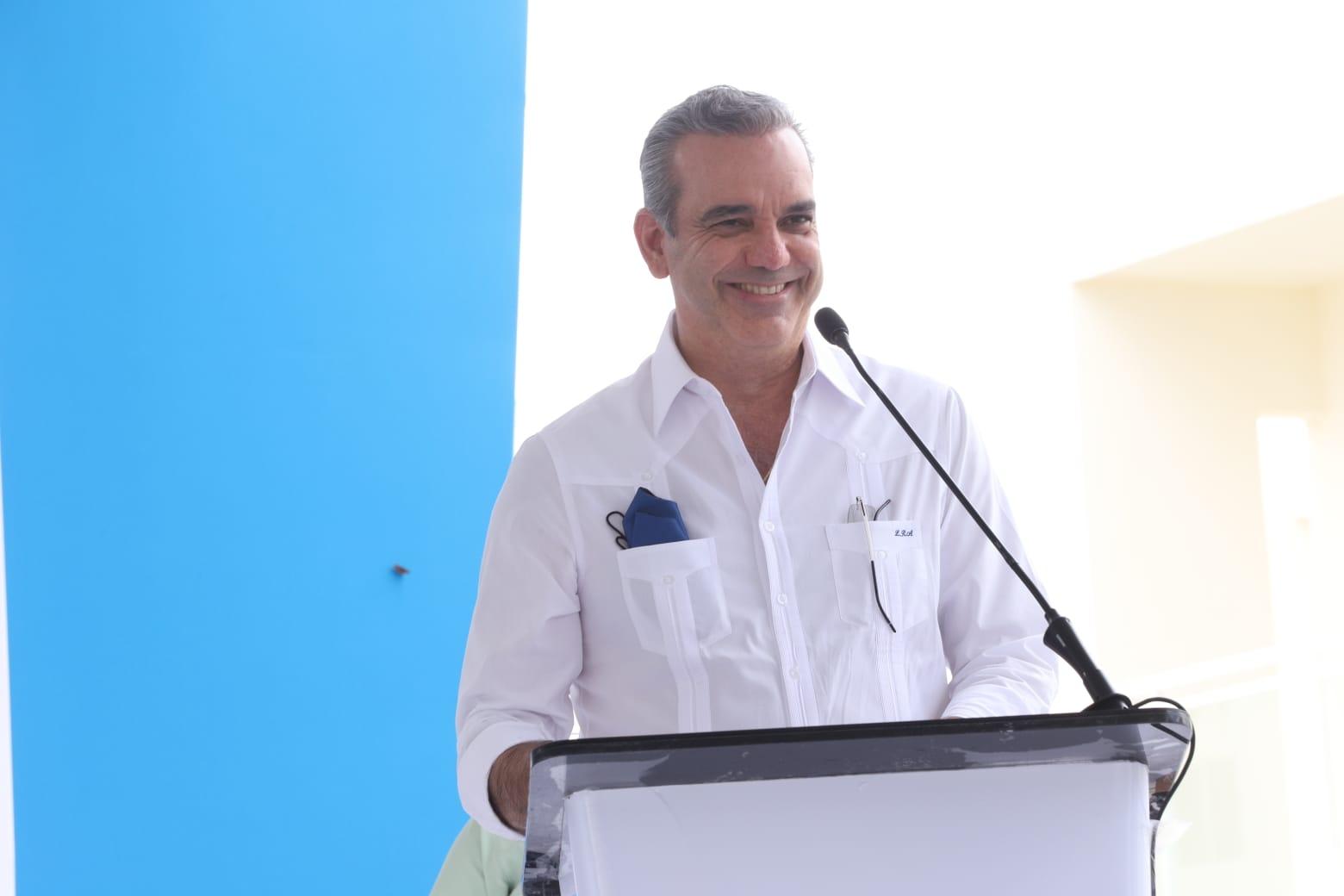 Presidente Luis Abinader anuncia  La Altagracia tendrá apertura total por cantidad de vacunados contra el Covid