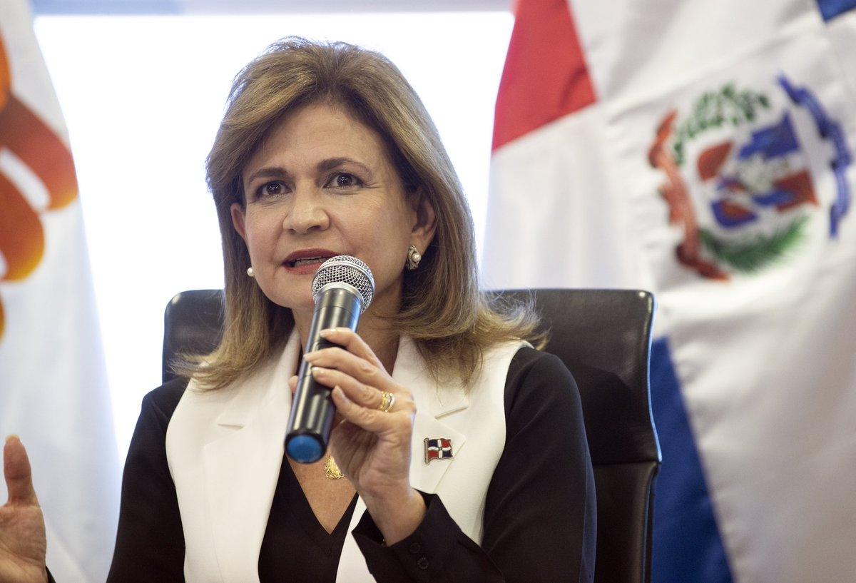 Vicepresidenta Raquel Peña revela que ya tienen protocolo para eliminar el toque de queda