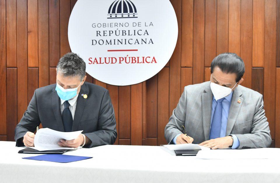 Autoridades de Salud y PMA acuerdan trabajar por mejora en seguridad alimentaria y nutricional de la población