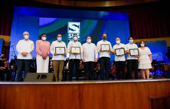 SNS entrega premios por el mejor desempeño hospitalario