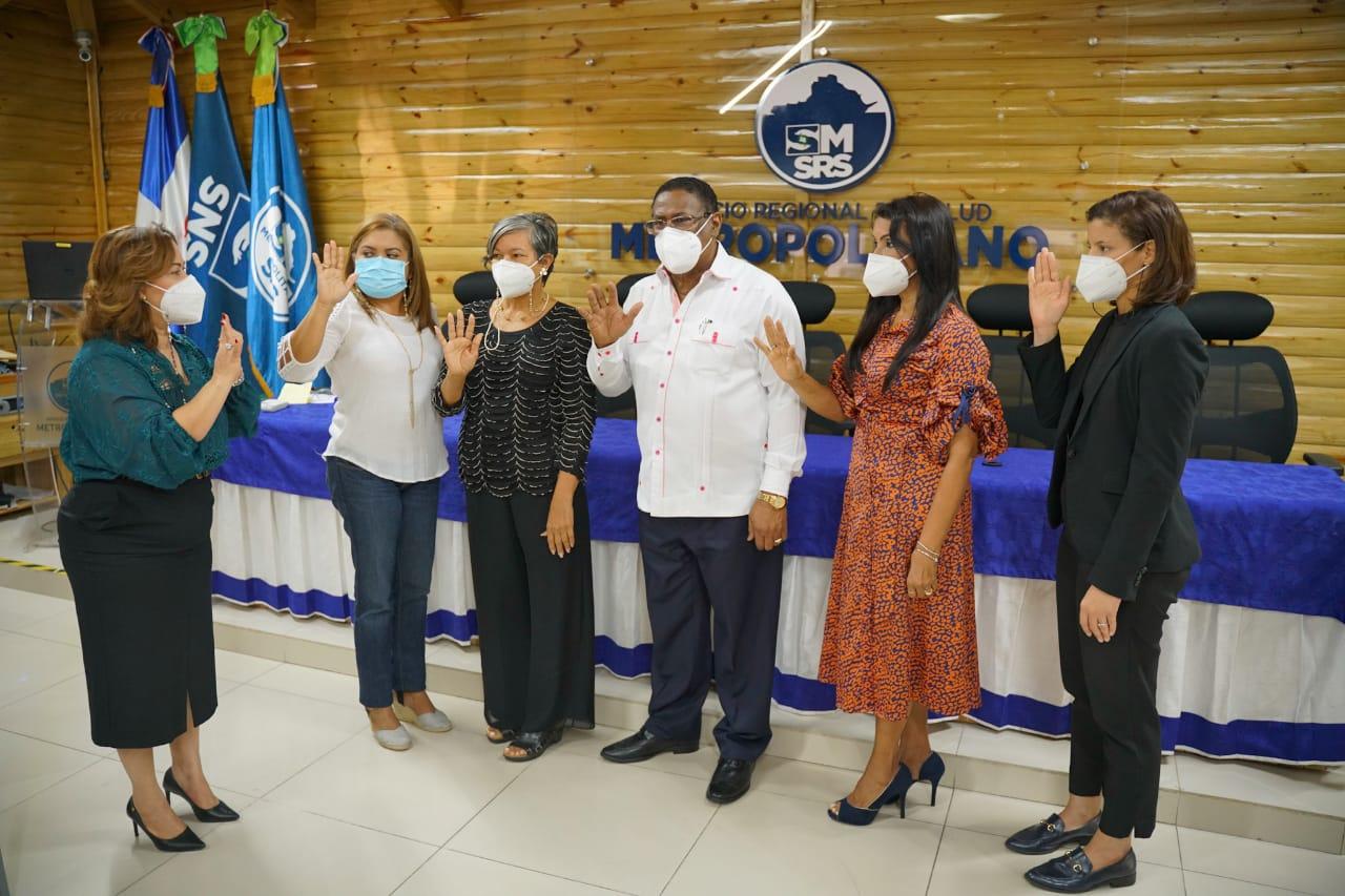 SRSM juramenta su Comité Gestor de Club de Donantes de Banco de Sangre