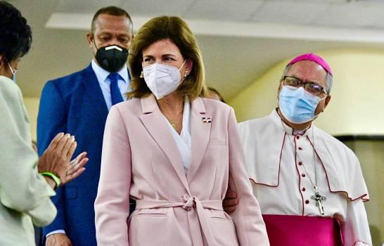 Raquel Peña destaca aceleración de vacunación tras anuncio de nuevas medidas
