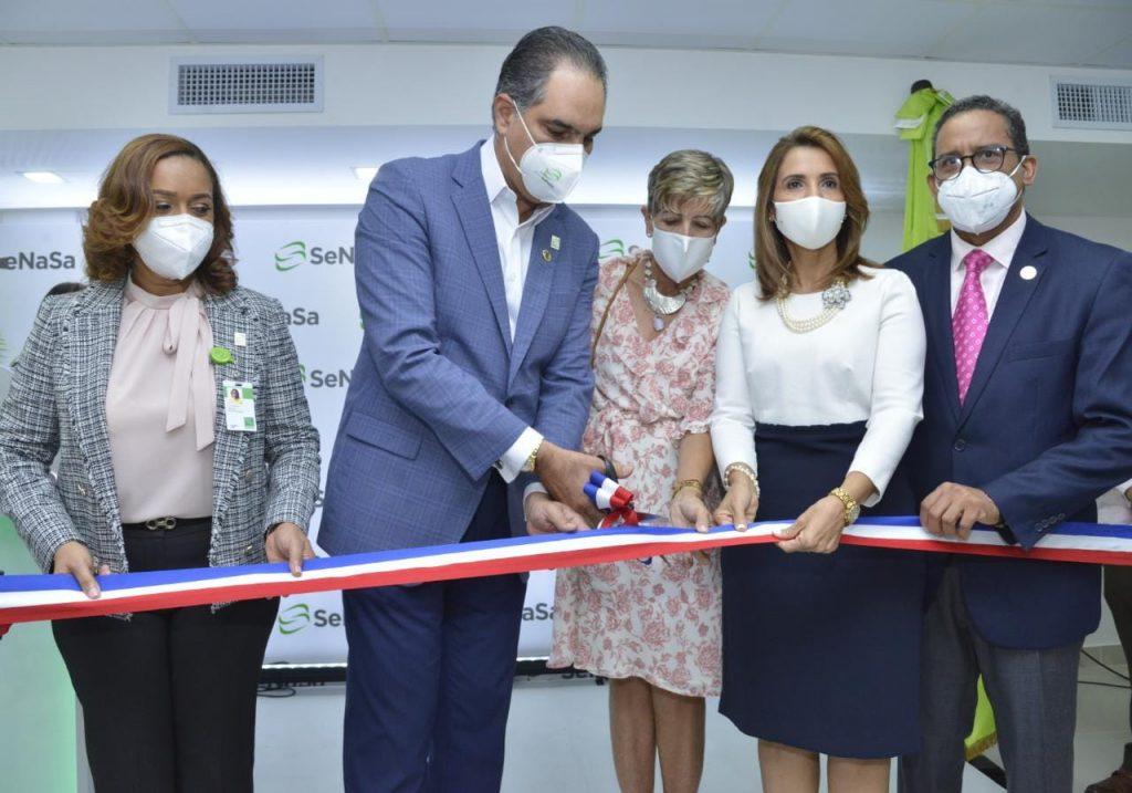SeNaSa inaugura nueva y moderna oficina en Puerto Plata
