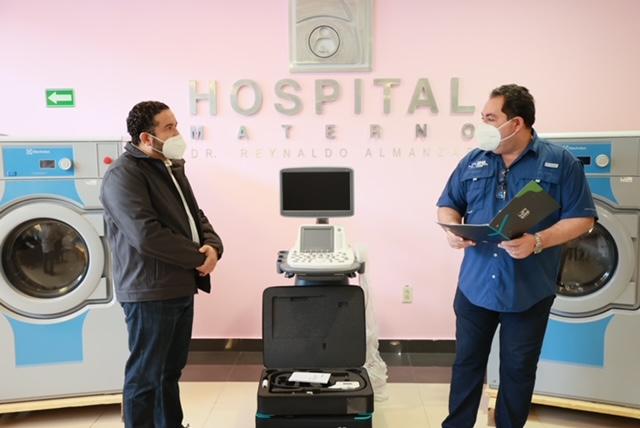 SNS fortalece servicios en hospitales; entrega equiposvalorados en más de 36 millones de pesos