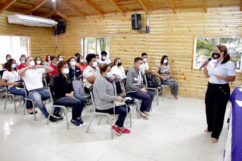 Servicio Regional de Salud Metropolitano trabaja para reducir incidencia de tuberculosis en Monte Plata y Santo Domingo