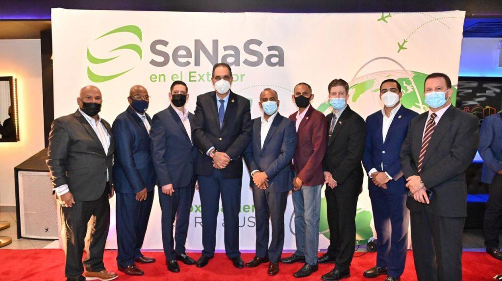 Presentan en EE. UU. el Plan SeNaSa Larimar para la diáspora dominicana