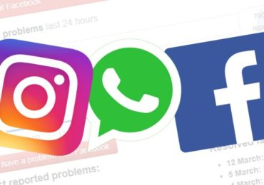 Se caen WhatsApp, Facebook e Instagram